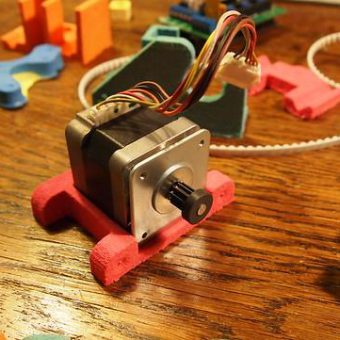 Zelf een 3D printer bouwen