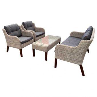 Mogelijkheden lounge dining set met verstelbare tafel kopen