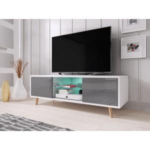 Zoek je een nieuw Tv meubel? Scandinavisch is de stijl van nu